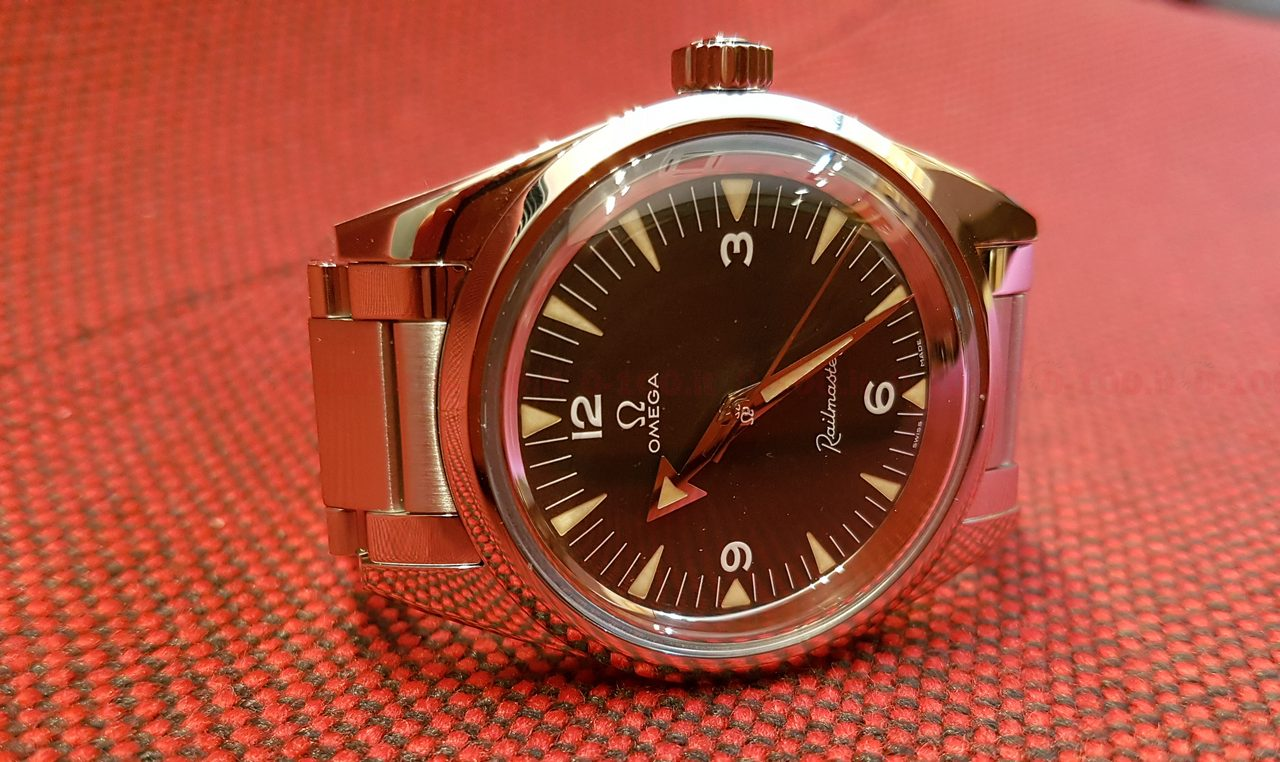 Omega Railmaster -60th Anniversary Limited Edition - Master Chronometer 38 mm_0-1003