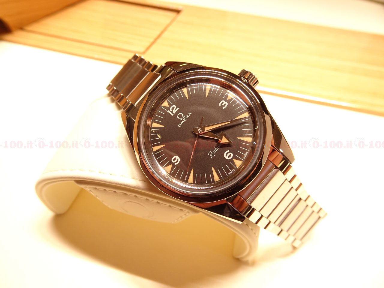 Omega Railmaster -60th Anniversary Limited Edition - Master Chronometer 38 mm_0-1004