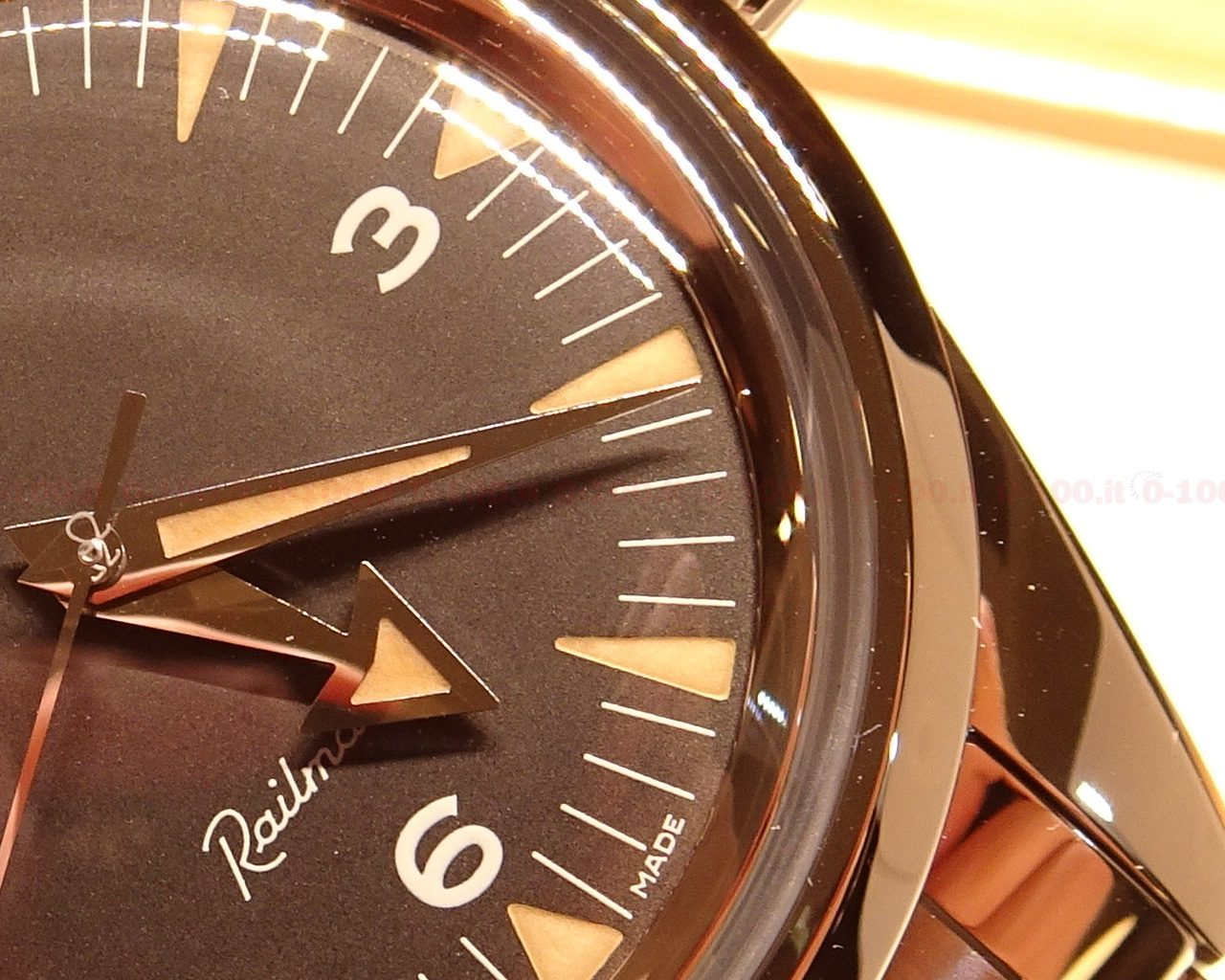 Omega Railmaster -60th Anniversary Limited Edition - Master Chronometer 38 mm_0-1005