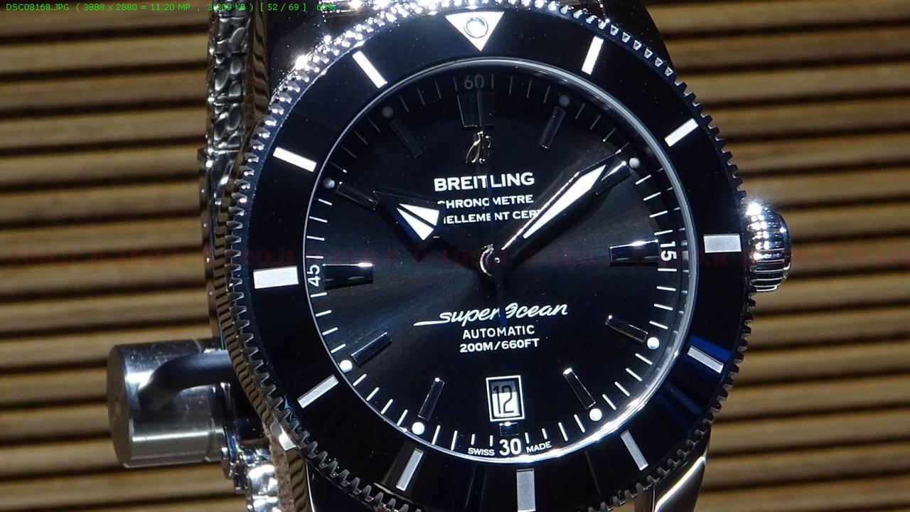 baselworld-2017-BREITLING SUPEROCEAN HÉRITAGE II-prezzo-price_0-1004