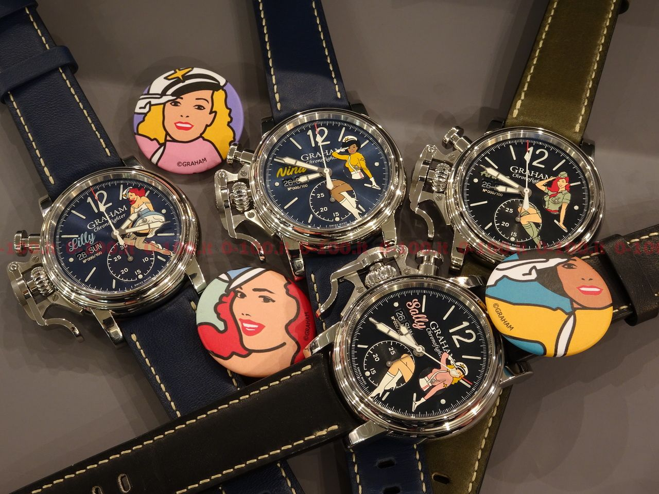 baselworld-2017-Graham-Chronofighter Vintage Nose Art LIMITED EDITION-prezzo-price_0-1006