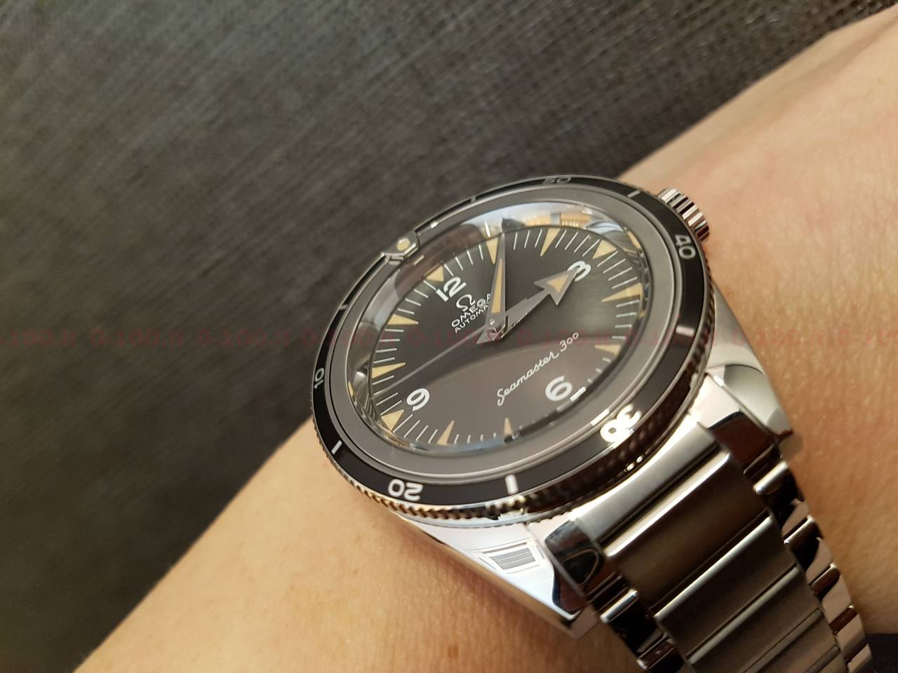 baselworld-2017-OMEGA SEAMASTER 300 60th ANNIVERSARY LIMITED EDITION - MASTER CHRONOMETER 39 MM-prezzo-price_0-1003