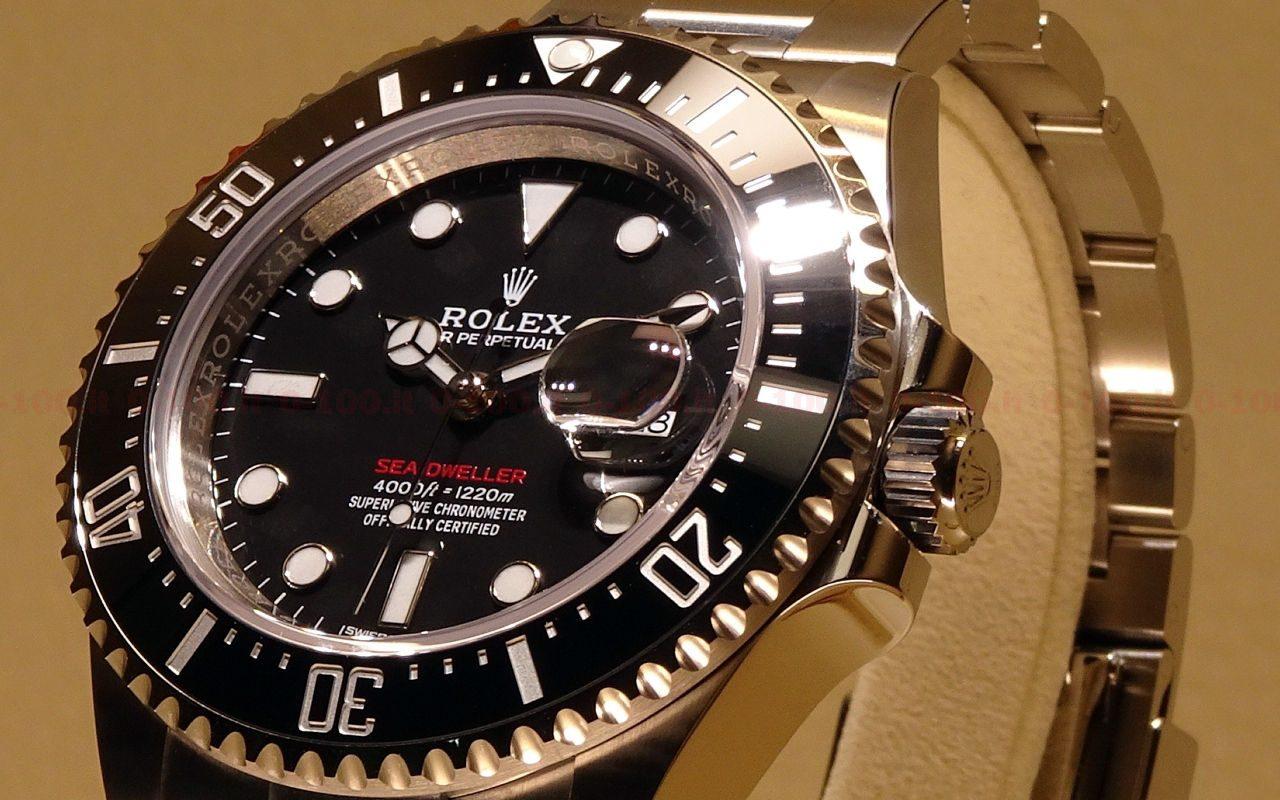 Rolex Sea-Dweller Baselworld 2017