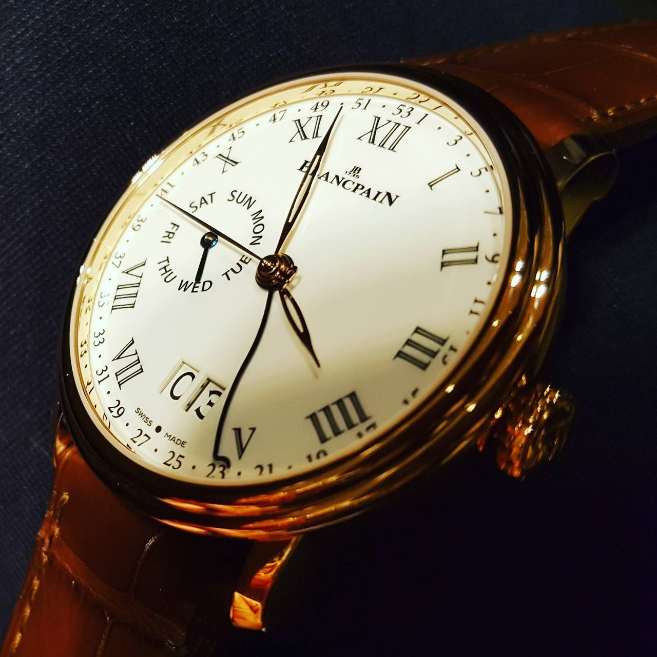 baselworld_2017_BLANCPAIN VILLERET COLLECTION SEMAINIER GRANDE DATE 8 JOURS REF. 6637-3631-55-prezzo-price_0-1003