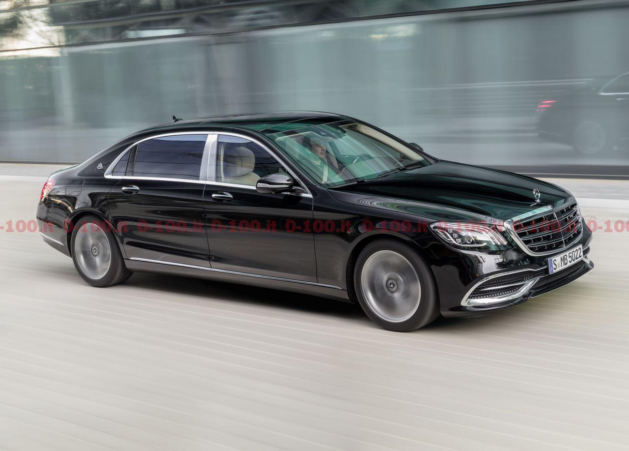 Mercedes-Maybach S-Klasse (X222); 2017