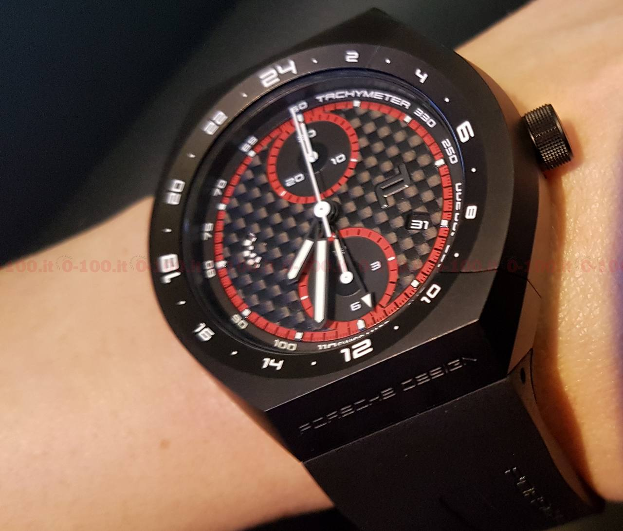 baselworld-2017-PORSCHE DESIGN ACTUATOR 24H-CHRONOTIMER LIMITED EDITION -prezzo-price_0-100