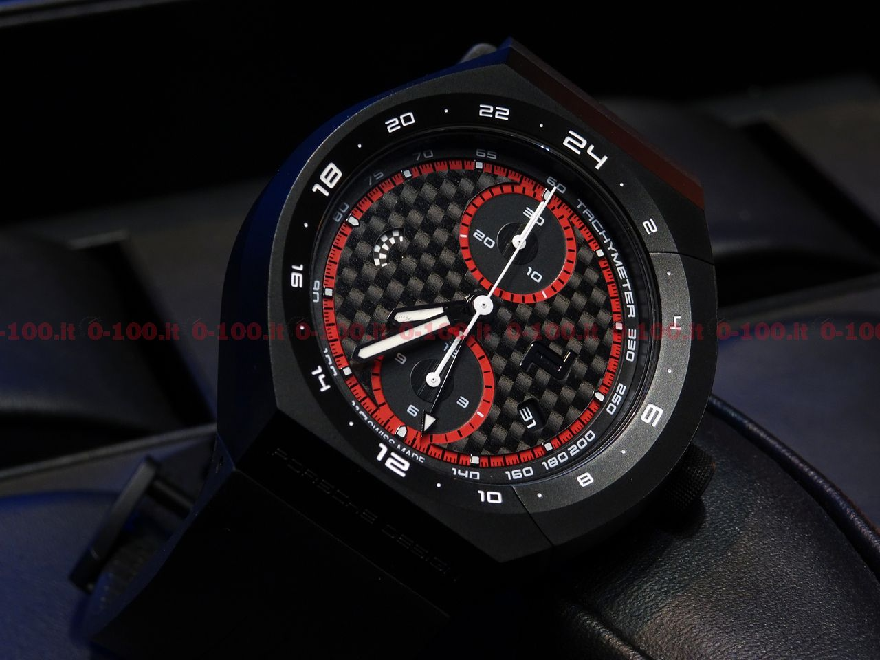 baselworld_2017_PORSCHE DESIGN ACTUATOR 24H-CHRONOTIMER LIMITED EDITION_0-100_1