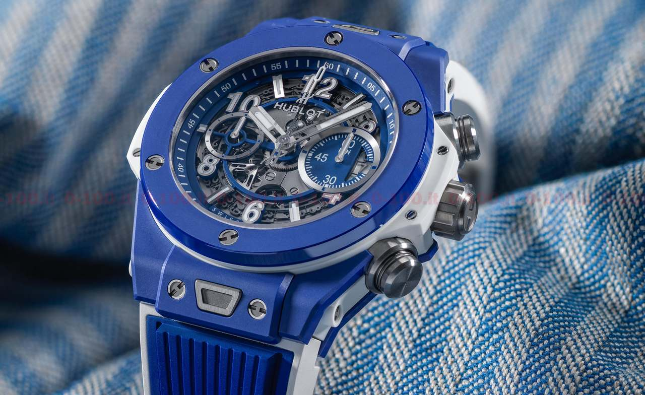 Hublot Big Bang Blue Limited Edition Ref. 411.EX.5129.RX_0-1001