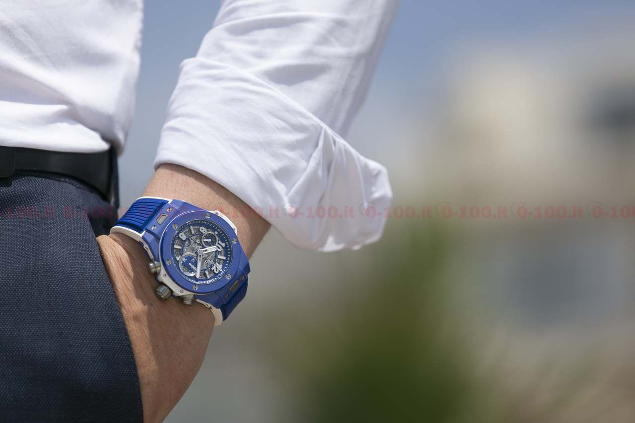 Hublot Big Bang Blue Limited Edition Ref. 411.EX.5129.RX_0-10012