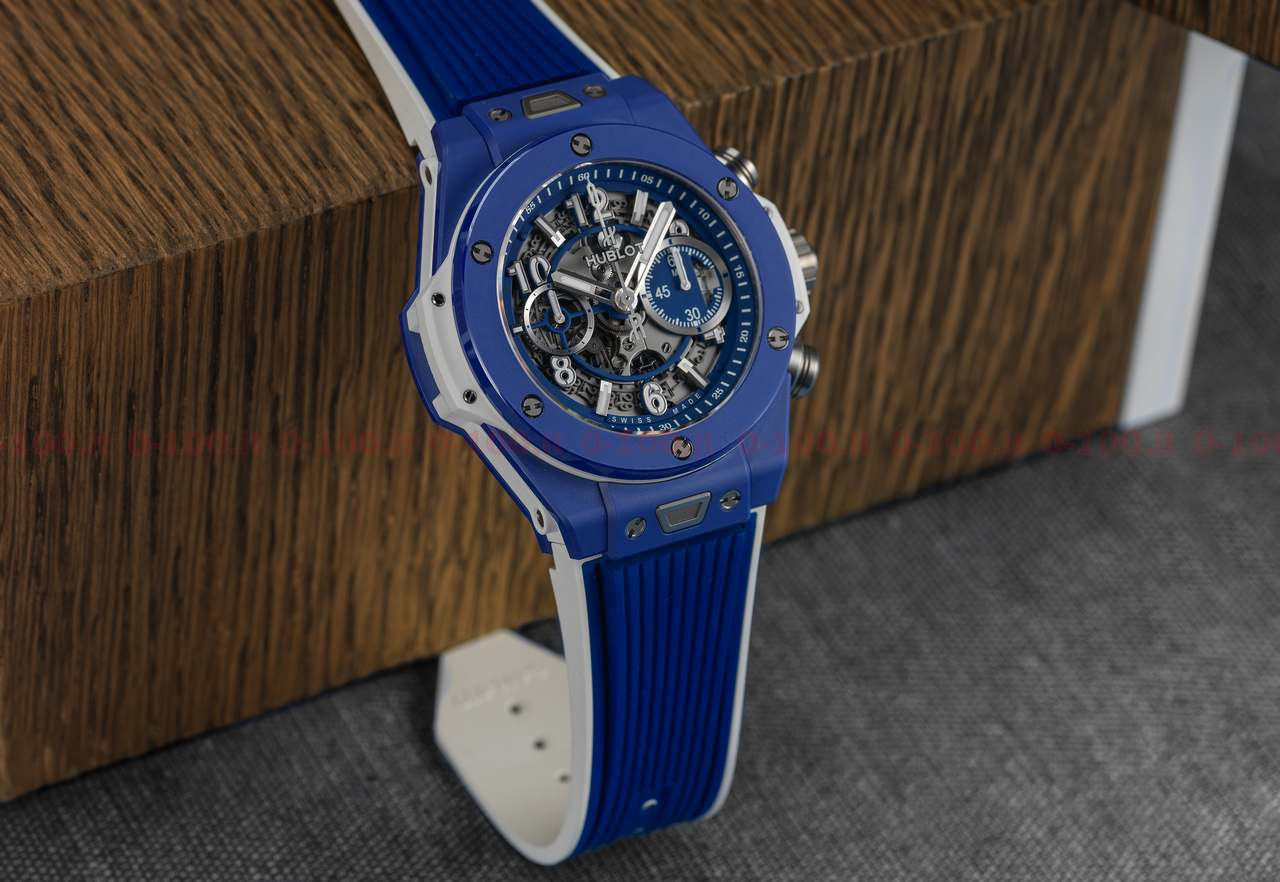 Hublot Big Bang Blue Limited Edition Ref. 411.EX.5129.RX_0-1003
