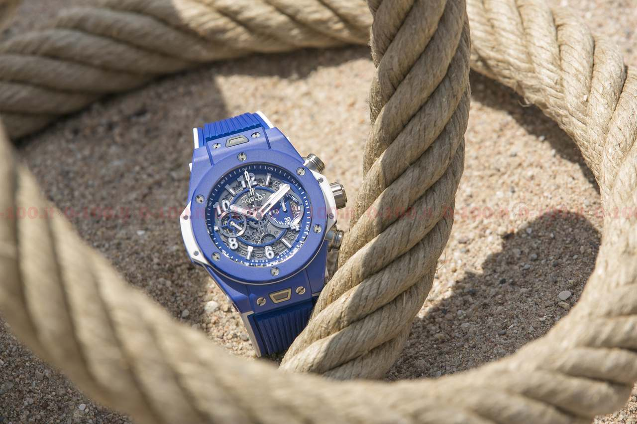 Hublot Big Bang Blue Limited Edition Ref. 411.EX.5129.RX_0-1004
