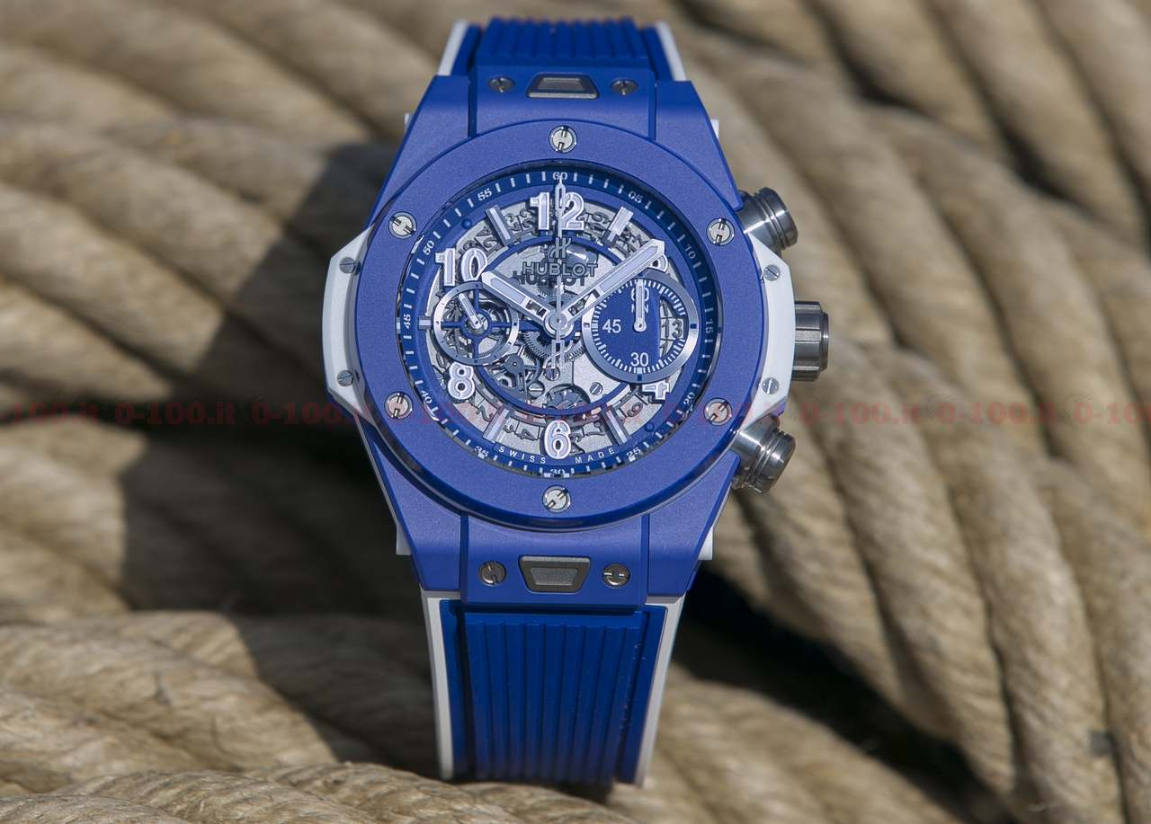 Hublot Big Bang Blue Limited Edition Ref. 411.EX.5129.RX_0-1005
