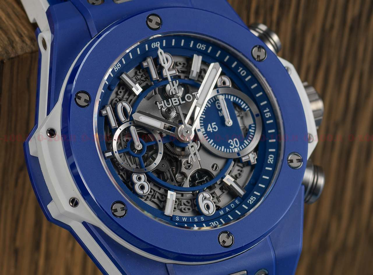Hublot Big Bang Blue Limited Edition Ref. 411.EX.5129.RX_0-1006
