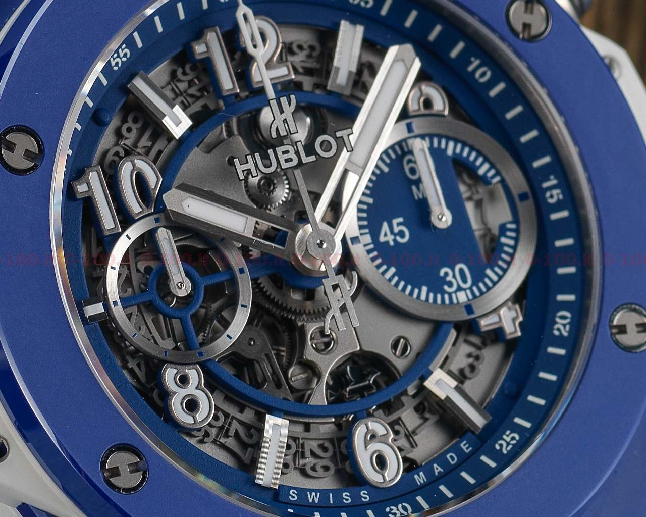Hublot Big Bang Blue Limited Edition Ref. 411.EX.5129.RX_0-1007