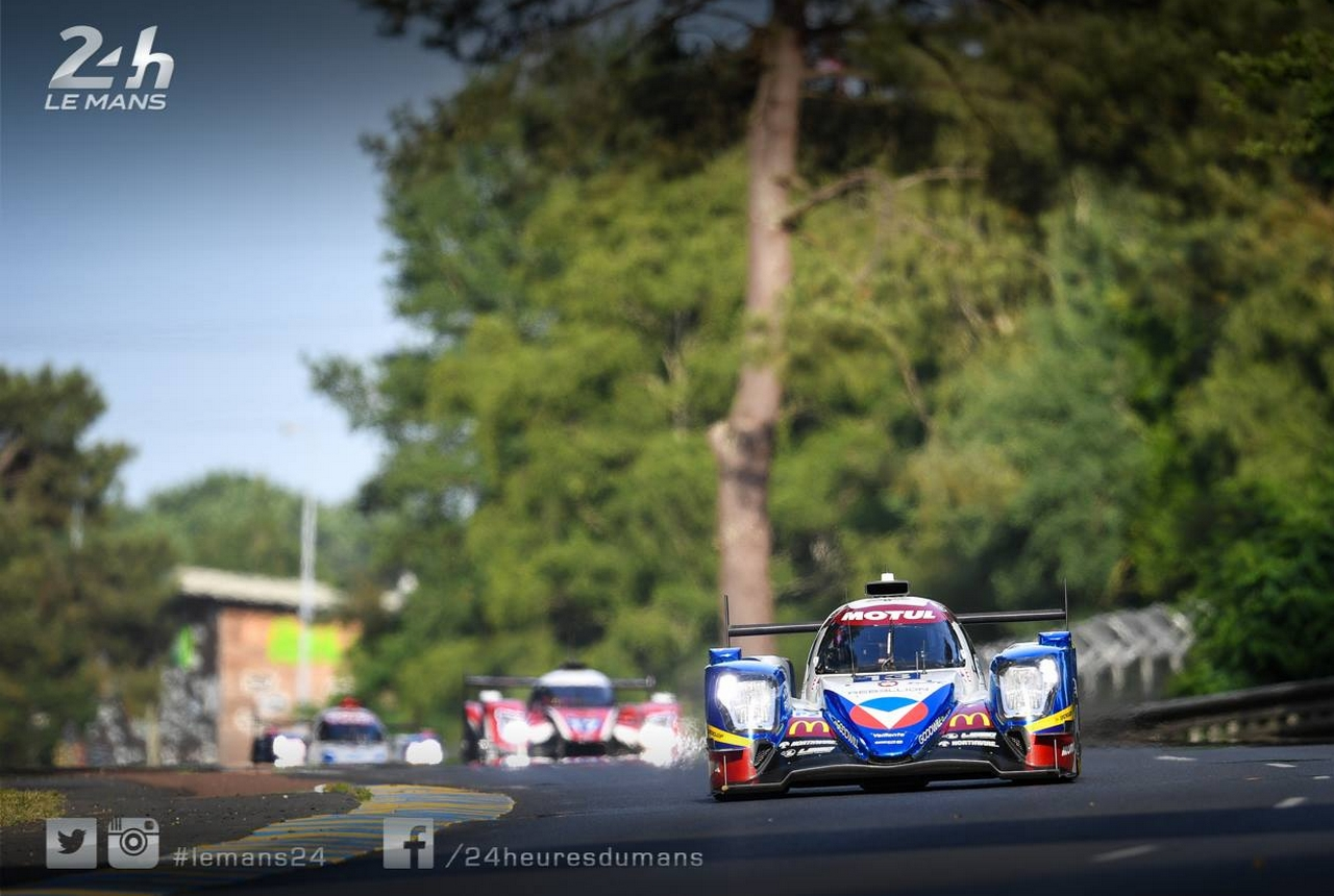 Le-Mans-2017-Oreca-07-LMP2-Vaillante-rebellion-racing