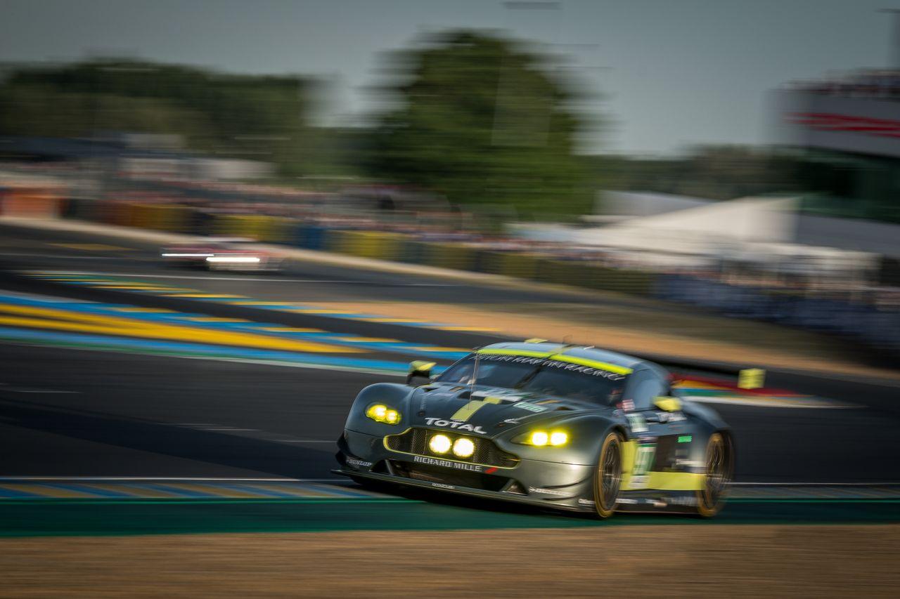 No 97 Aston Martin Racing, Aston Martin Vantage GTE, LM GTE Pro,