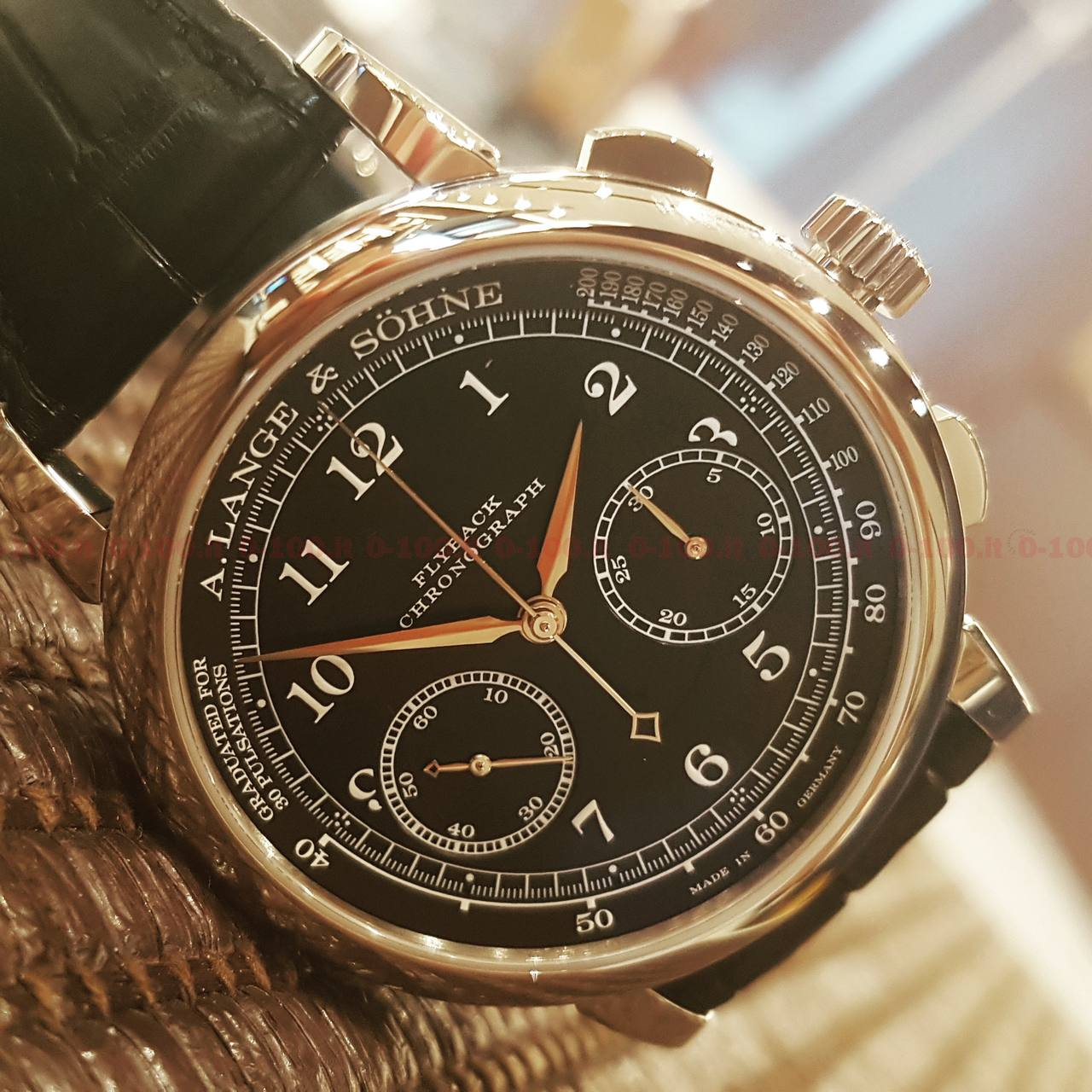 Primo contatto a lange s hne 1815 cronografo 0 for Primo prezzo