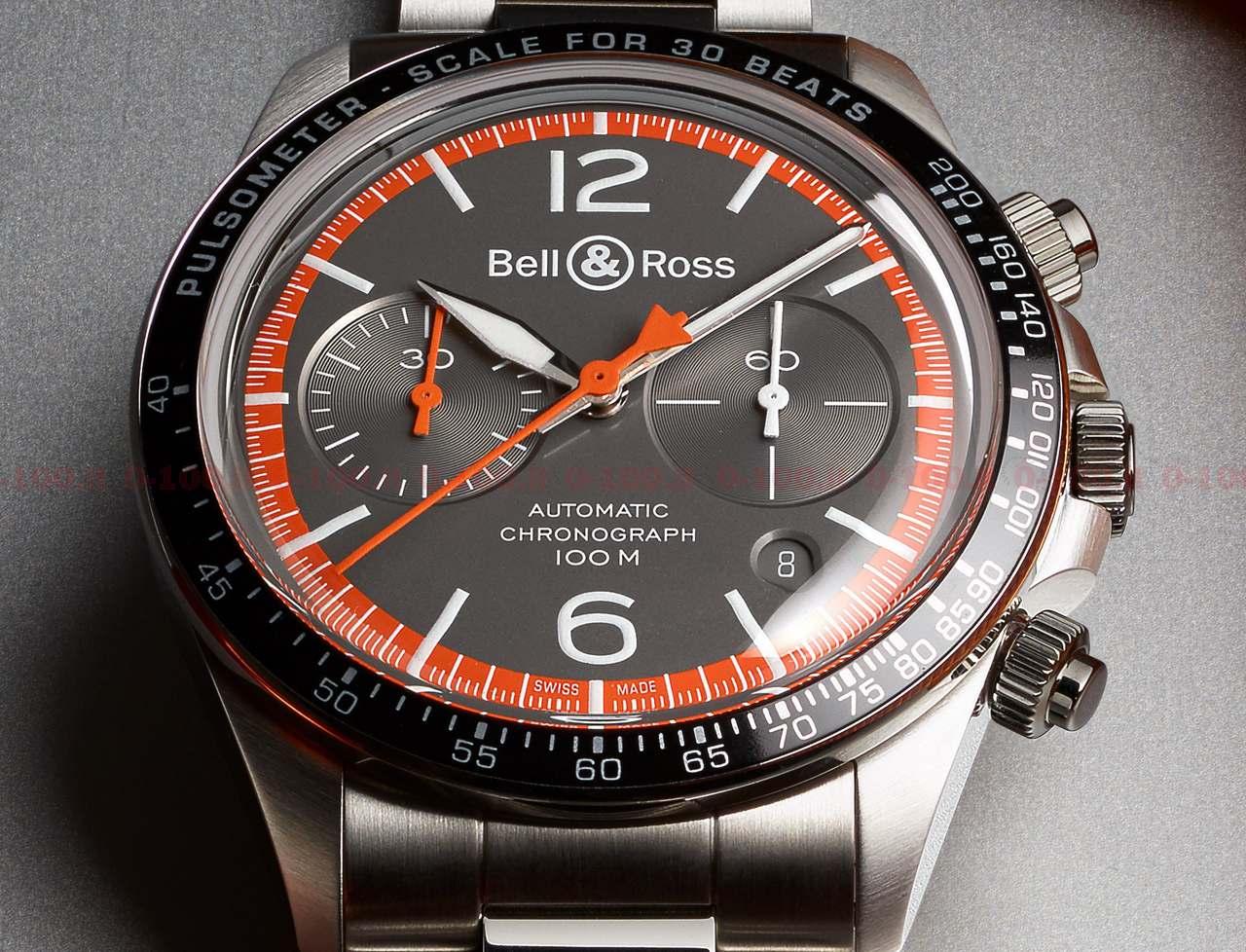 Bell & Ross BR V2-94 Garde-Côtes cronografo_0-1004