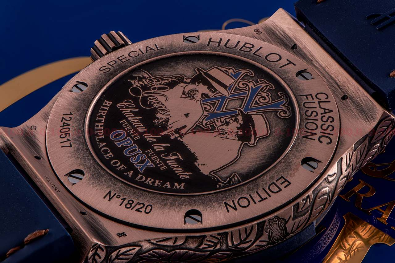 Hublot Classic Fusion 45 mm Fuente 20th Anniversary Special Edition_0-10011