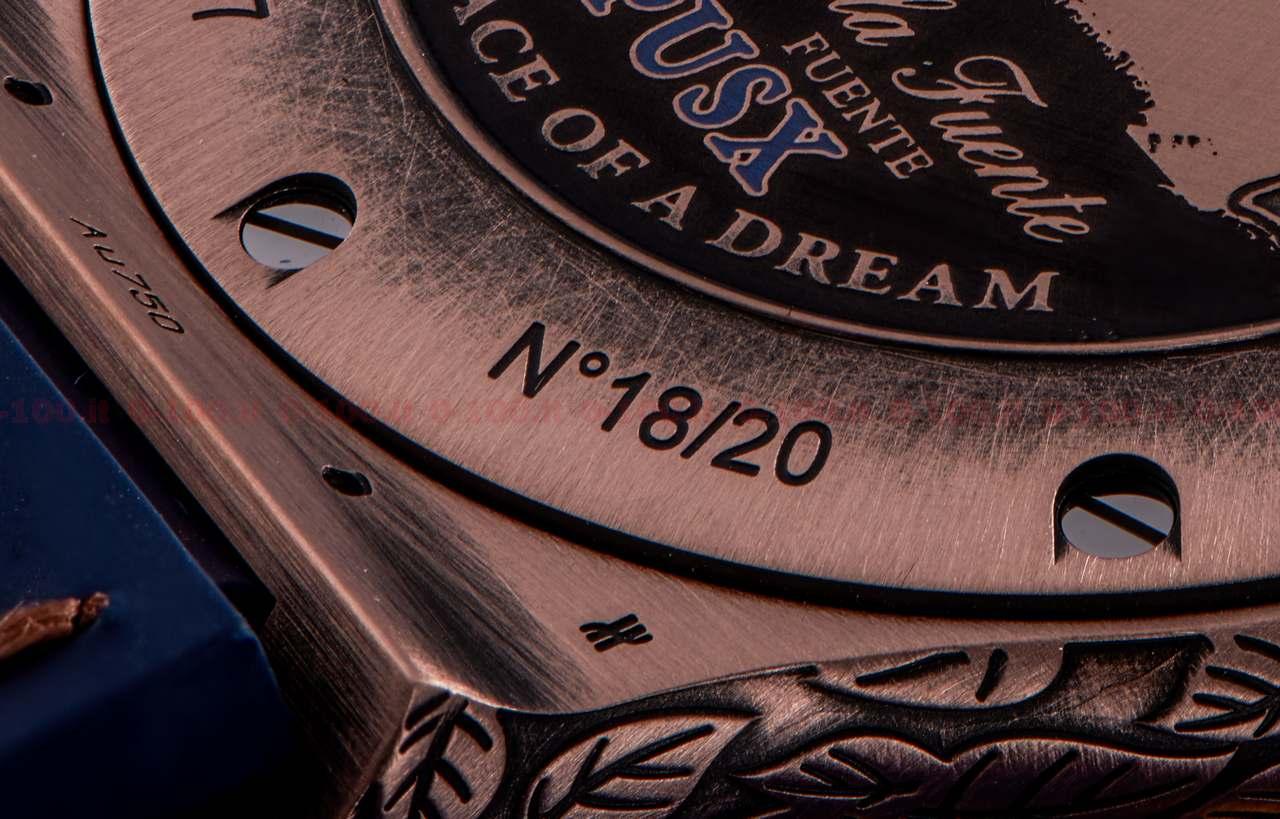Hublot Classic Fusion 45 mm Fuente 20th Anniversary Special Edition_0-10013