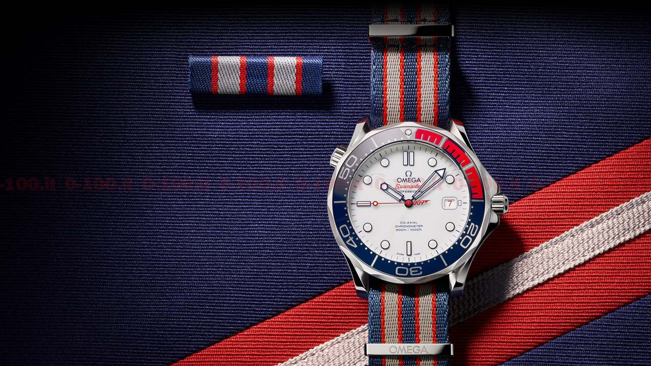 """Omega Seamaster Diver 300M """"Commander's Watch"""" Limited Edition_0-1002"""