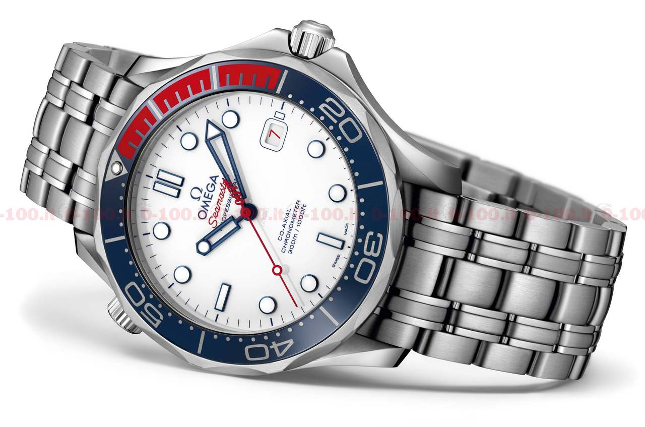 """Omega Seamaster Diver 300M """"Commander's Watch"""" Limited Edition_0-1003"""