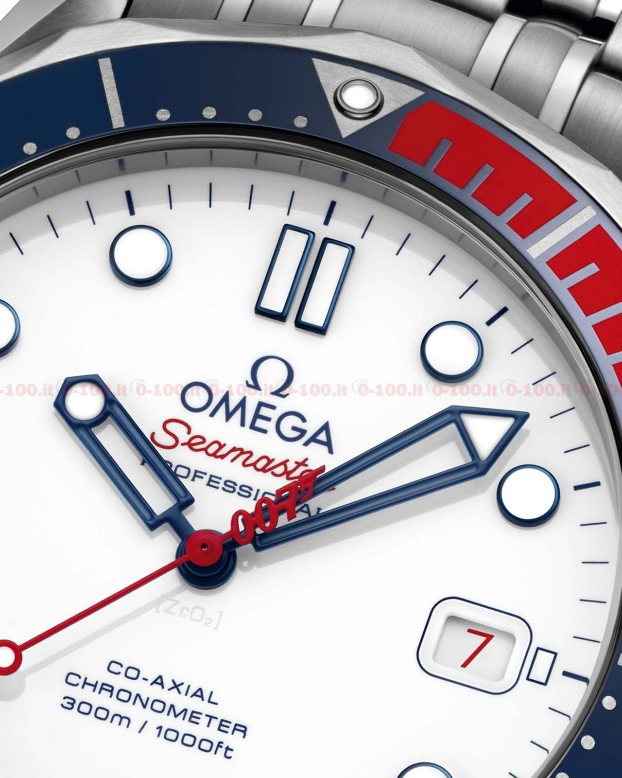 """Omega Seamaster Diver 300M """"Commander's Watch"""" Limited Edition_0-1005"""