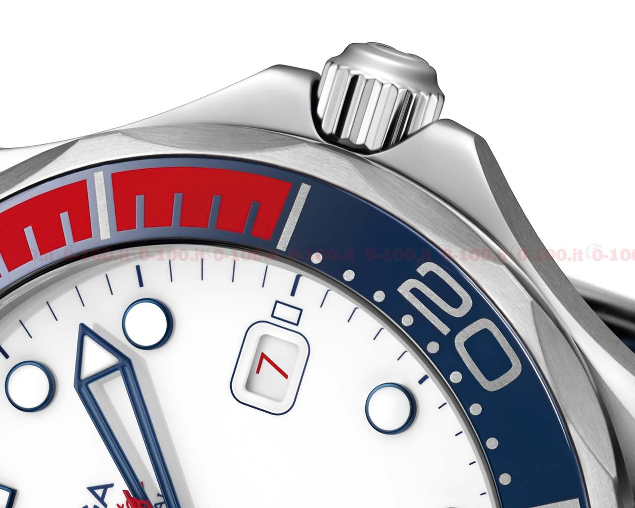 """Omega Seamaster Diver 300M """"Commander's Watch"""" Limited Edition_0-1006"""