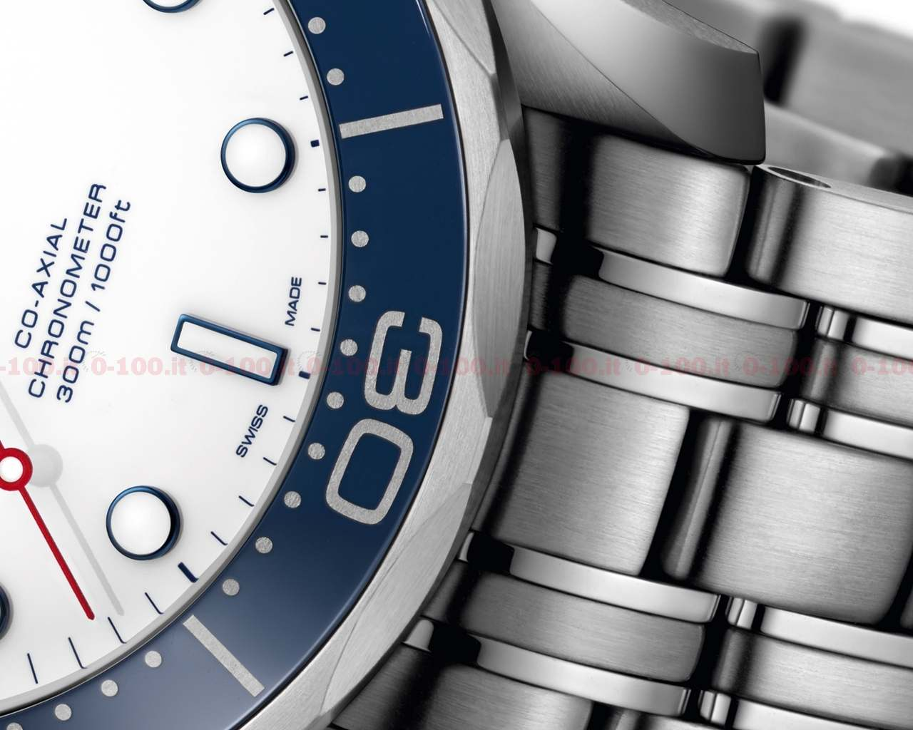 """Omega Seamaster Diver 300M """"Commander's Watch"""" Limited Edition_0-1008"""