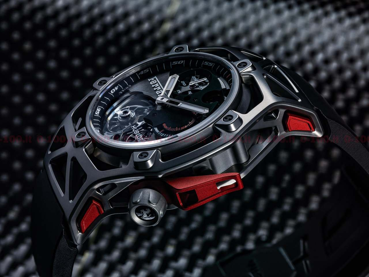 Hublot Techframe Ferrari 70 Years Tourbillon Chronograph Limited Edition_prezzo_price_0-10013