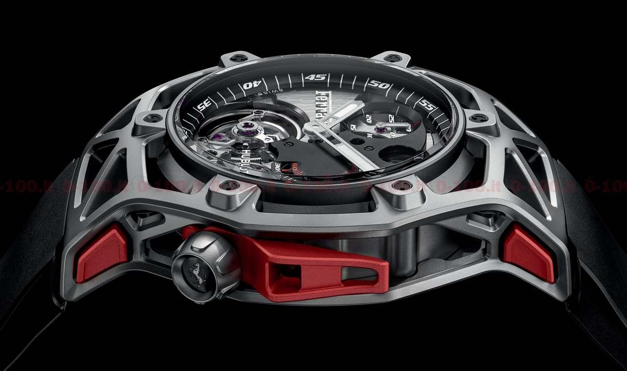 Hublot Techframe Ferrari 70 Years Tourbillon Chronograph Limited Edition_prezzo_price_0-10014