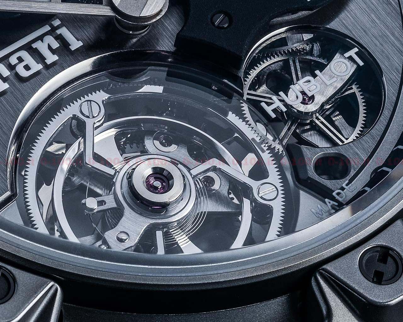 Hublot Techframe Ferrari 70 Years Tourbillon Chronograph Limited Edition_prezzo_price_0-10016