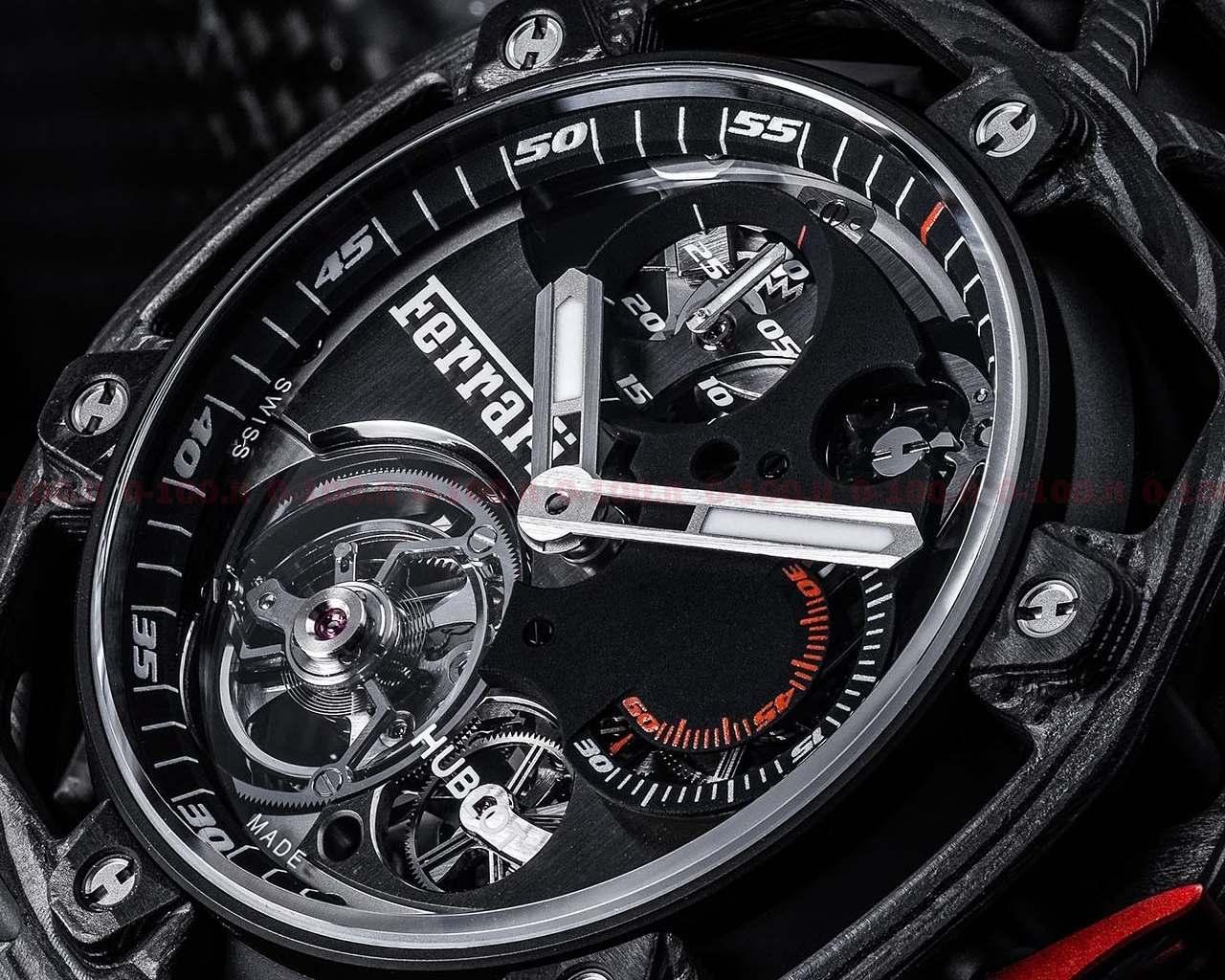 Hublot Techframe Ferrari 70 Years Tourbillon Chronograph Limited Edition_prezzo_price_0-1005