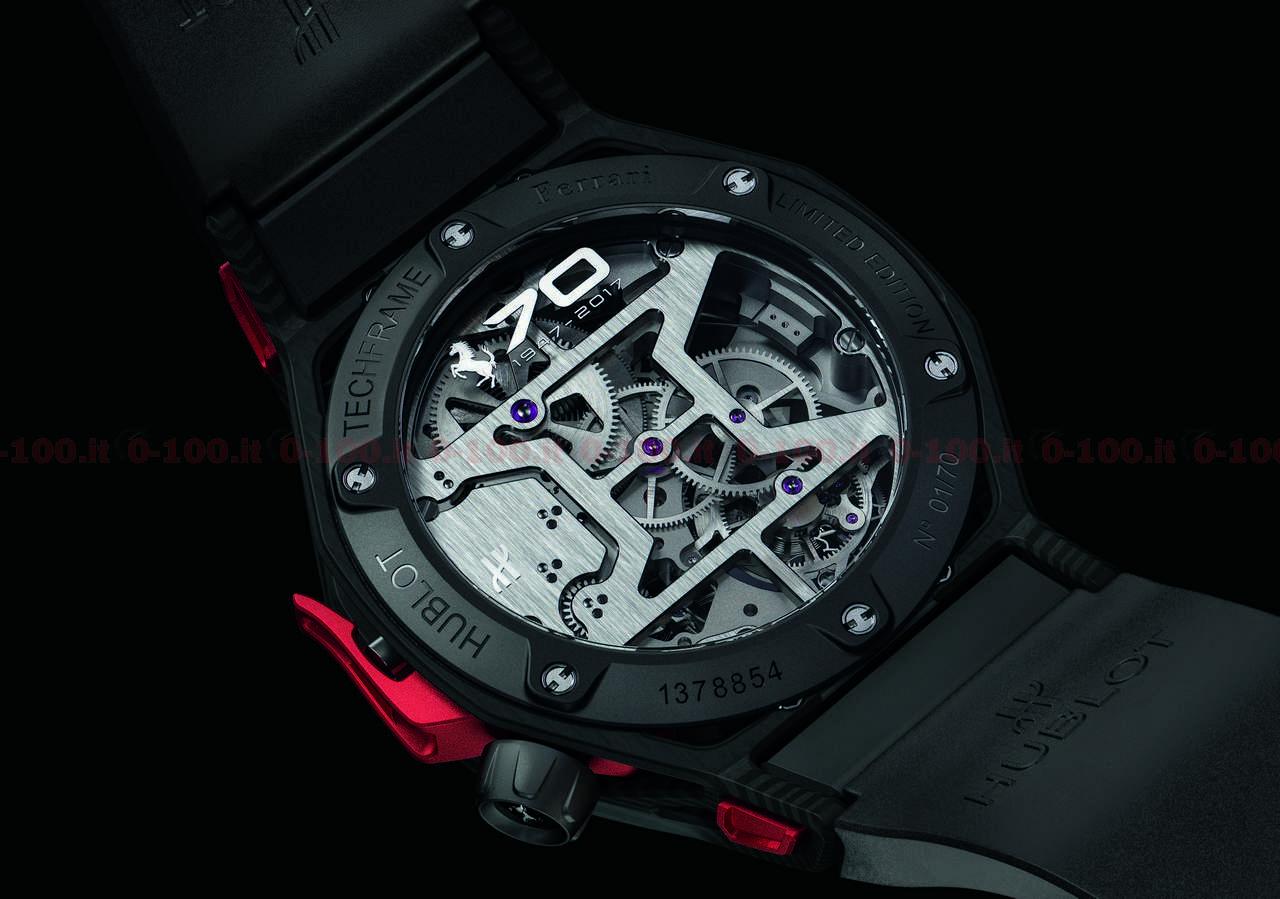 Hublot Techframe Ferrari 70 Years Tourbillon Chronograph Limited Edition_prezzo_price_0-1009