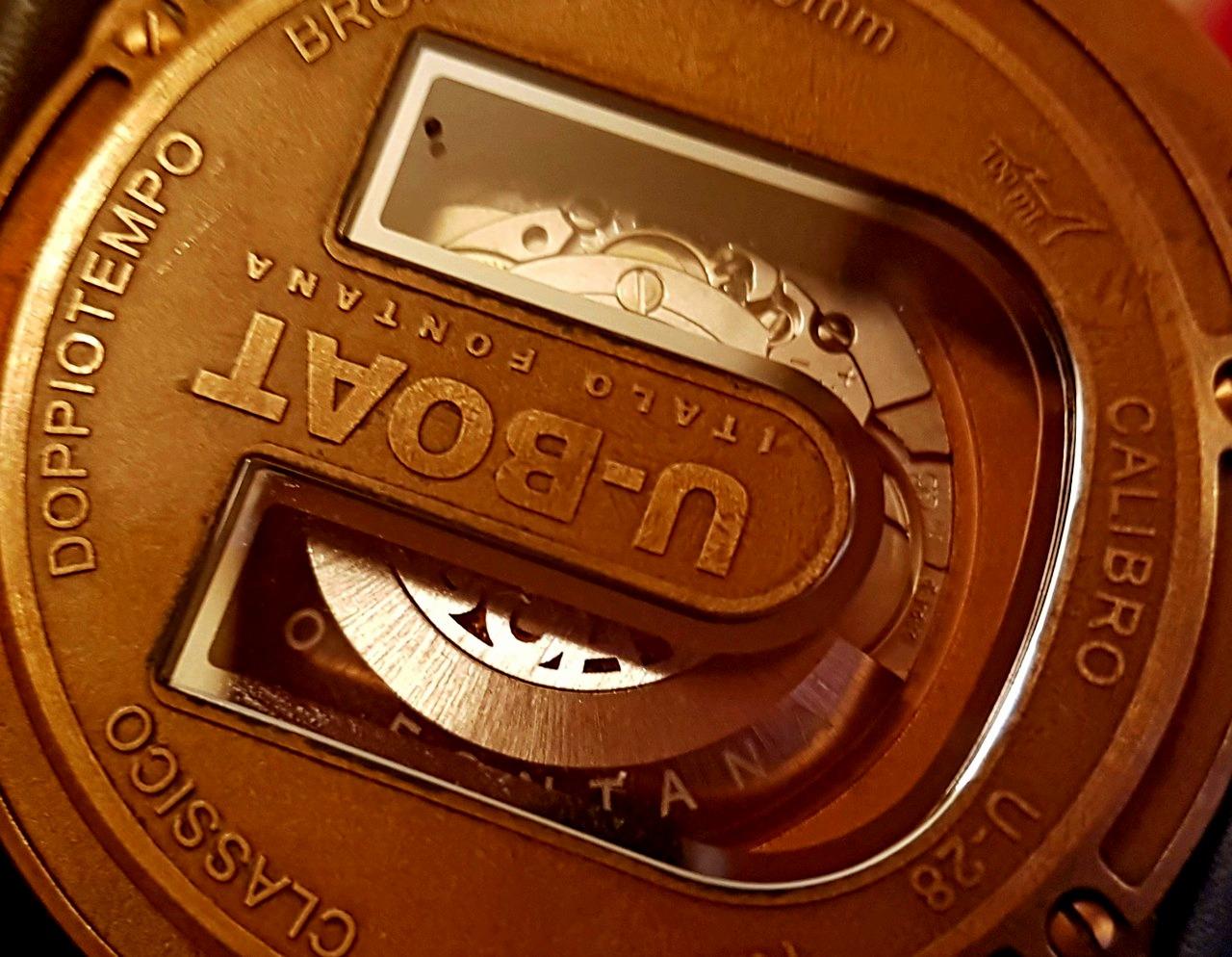 U-BOAT_9002 STRATOS 40 BK,9006 STRATOS 45 BK, SOMMERSO, 9008 - 9088 DOPPIO TEMPO AUTO BRONZO ECHIMERA 46 BRONZO SAPPHIRE LIMITED EDITION _prezzo_price_0-10019