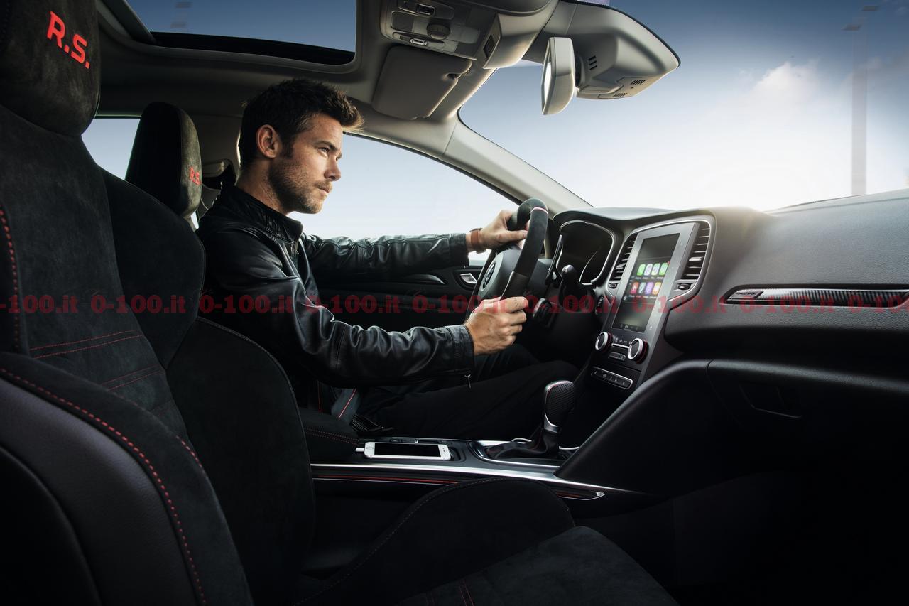 2017 - Nouvelle Renault MEGANE R.S.