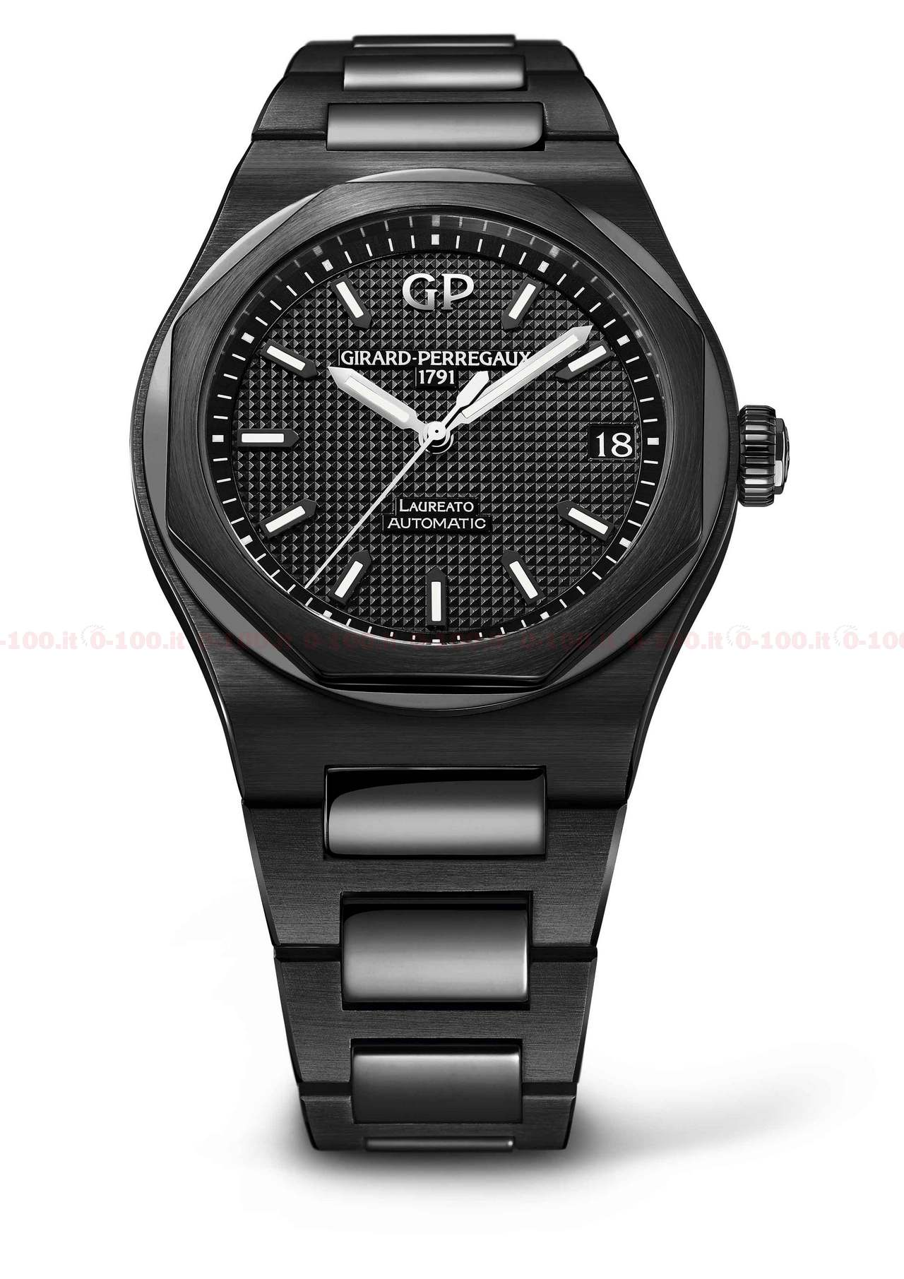 Girard-Perregaux Laureato 42 mm Ceramic Ref. 81010-32-631-32A_0-100_price_0-1001