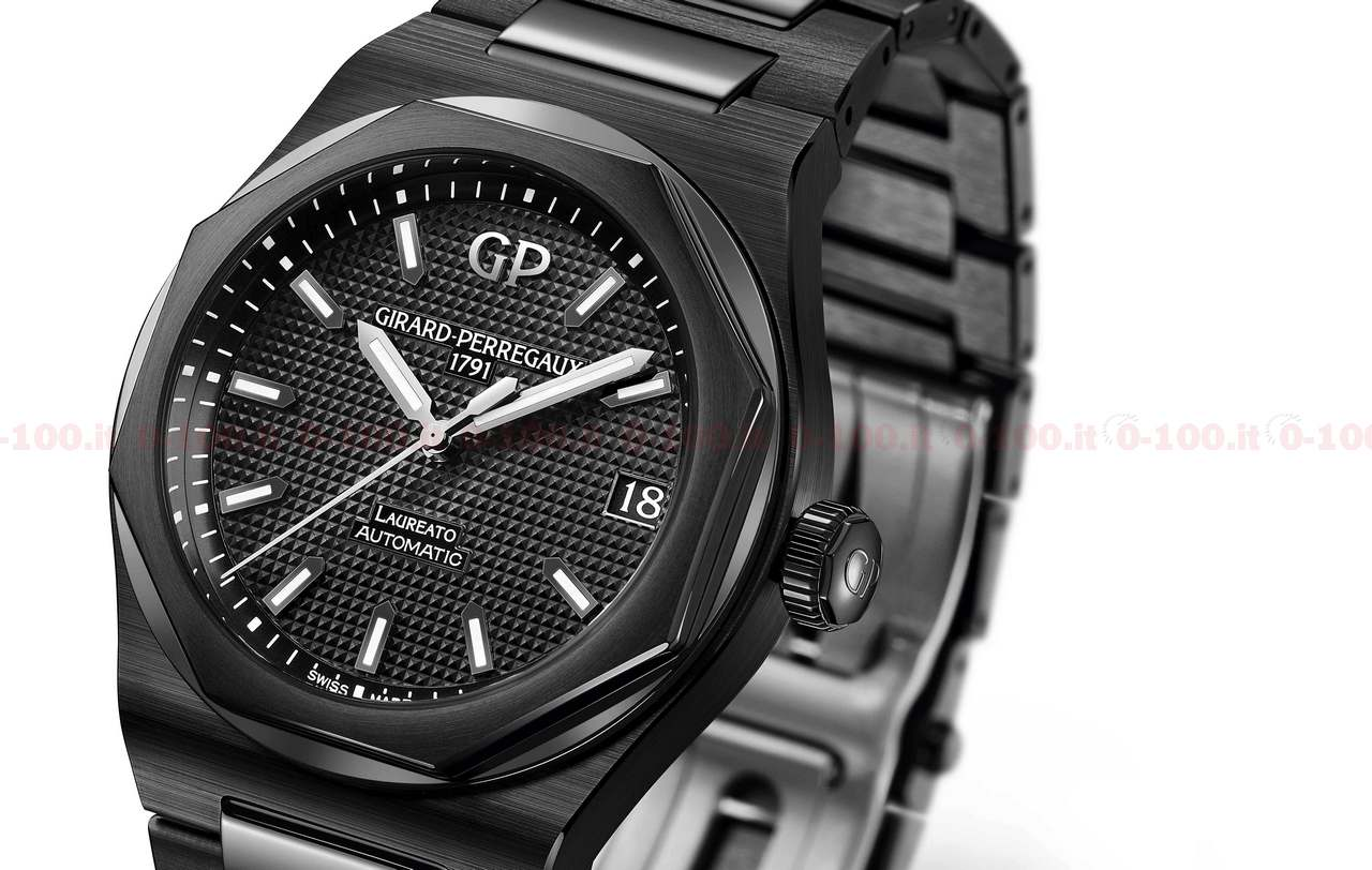 Girard-Perregaux Laureato 42 mm Ceramic Ref. 81010-32-631-32A_0-100_price_0-1007