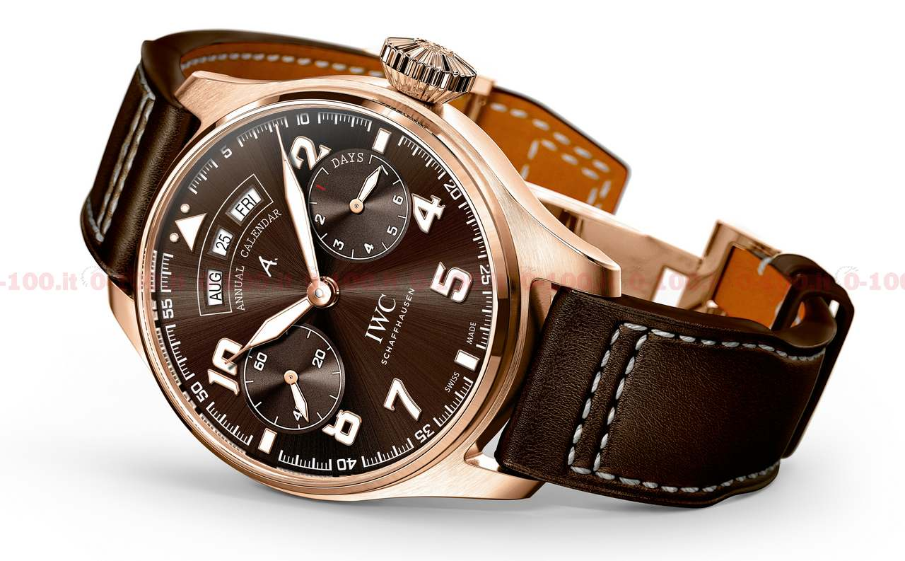 "IWC Big Pilot's Watch Annual Calendar Edition ""Antoine de Saint Exupéry"" Limited Edition _prezzo_price_0-1001"