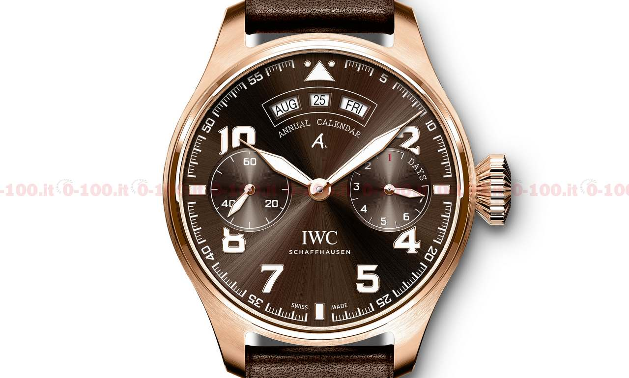 "IWC Big Pilot's Watch Annual Calendar Edition ""Antoine de Saint Exupéry"" Limited Edition _prezzo_price_0-1002"