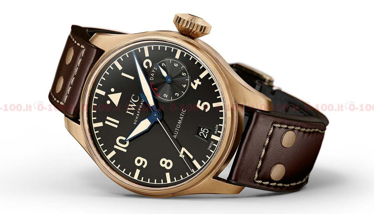 IWC Big Pilot's Watch Heritage Bronze Limited Edition Ref. IWC r501005 _prezzo_price_0-1001
