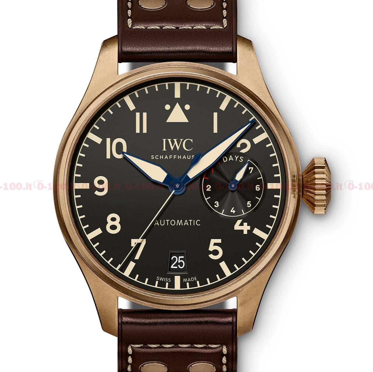 IWC Big Pilot's Watch Heritage Bronze Limited Edition Ref. IWC r501005 _prezzo_price_0-1003