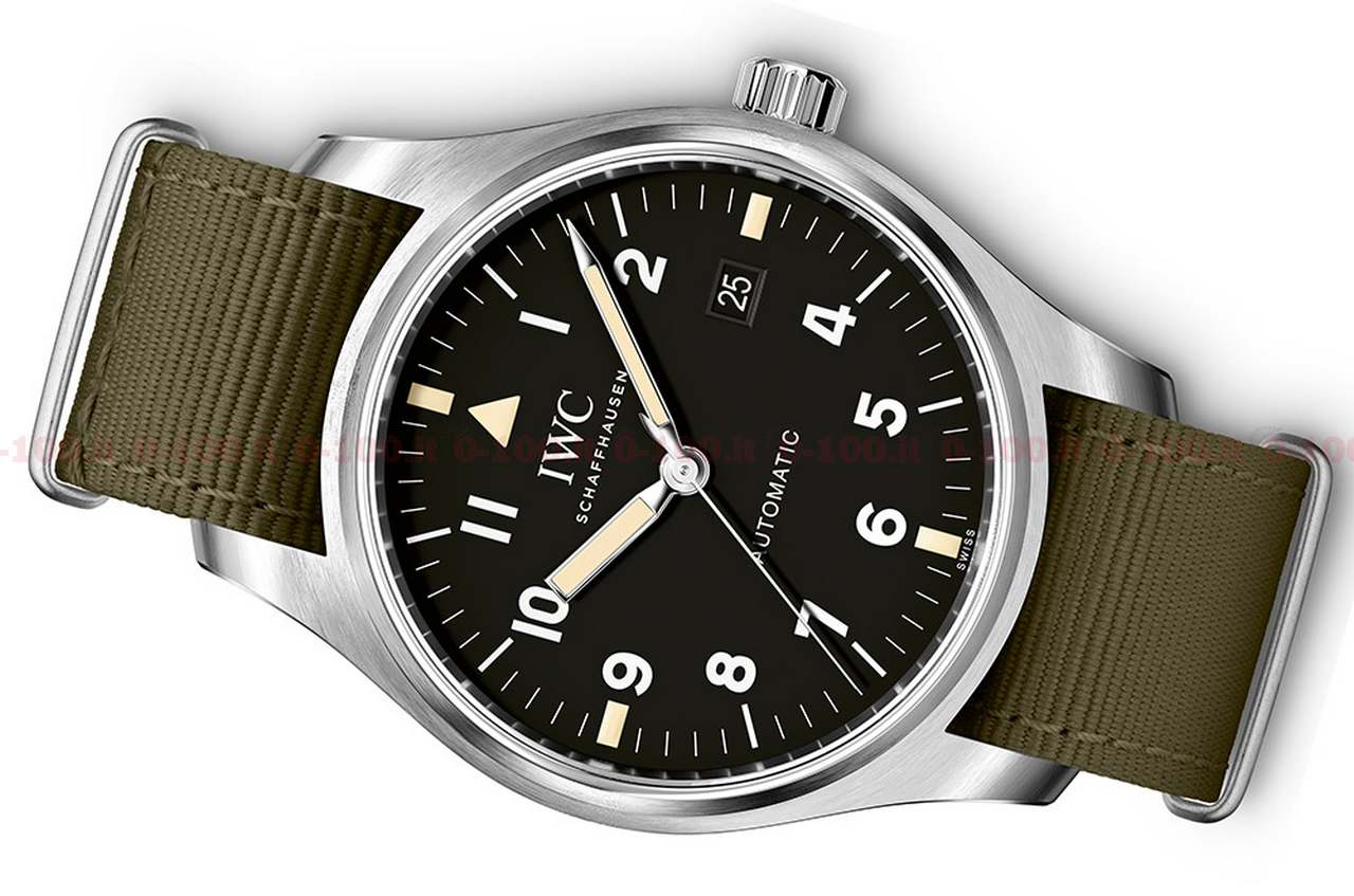 IWC Pilot's Watch Mark XVIII Edition -Tribute to Mark XI -Ref. IW327007-0-1001