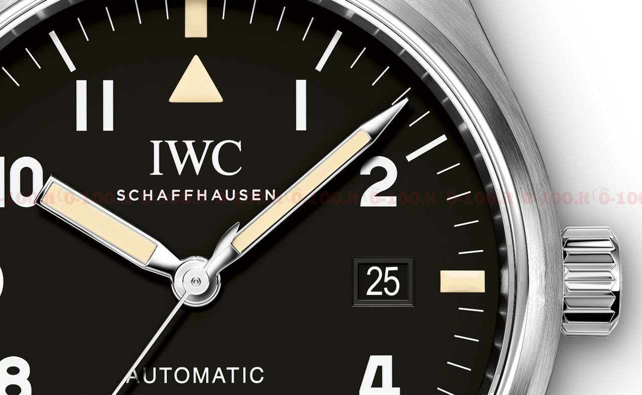 IWC Pilot's Watch Mark XVIII Edition -Tribute to Mark XI -Ref. IW327007-0-1002