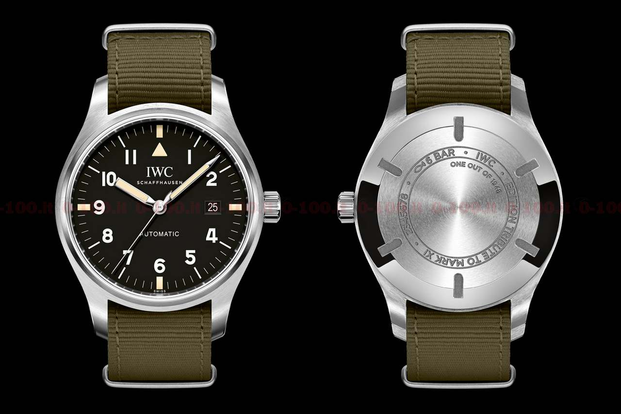 IWC Pilot's Watch Mark XVIII Edition -Tribute to Mark XI -Ref. IW327007-0-1005