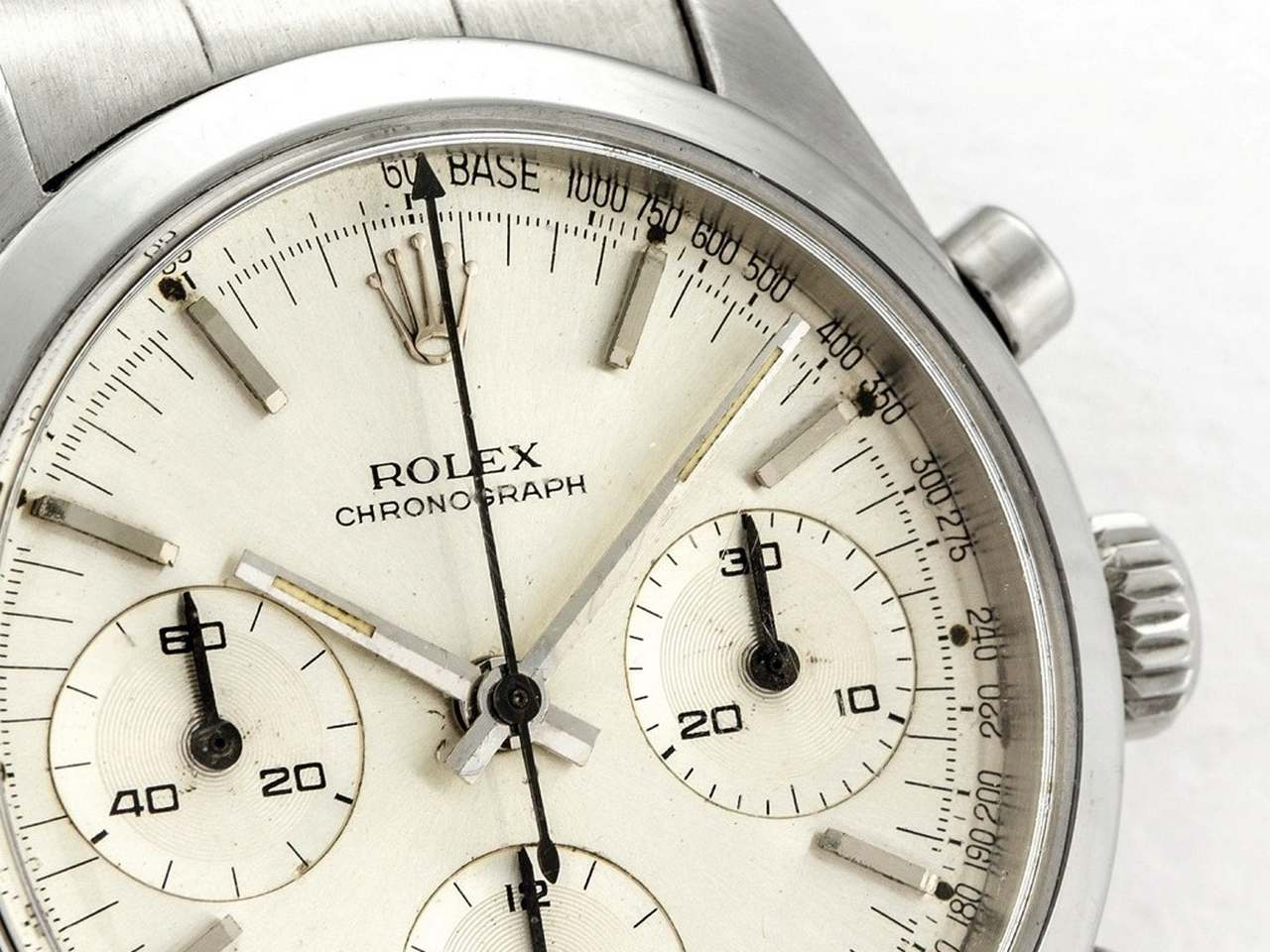 ROLEX REF. 6238 PRE-DAYTONA STEEL Rolex, Geneve. Case No.1206562_source_antiquorum