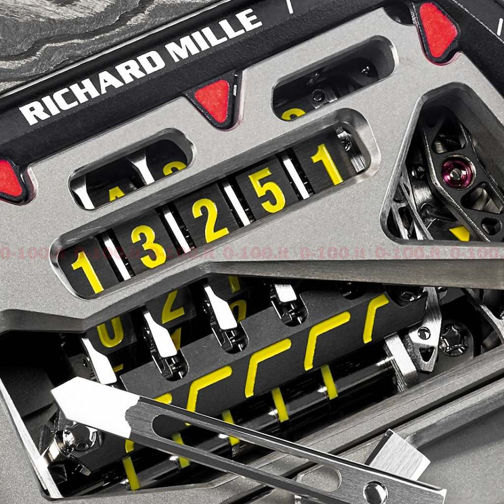 Richard Mille RM 70-01 Tourbillon Alain Prost Limited Edition _prezzo_price_0-10010