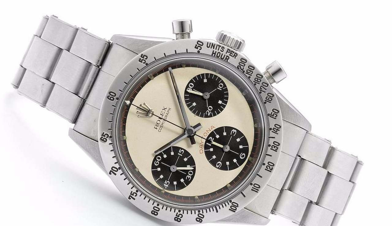 Rolex Cosmograph Daytona Paul Newman-Ref 6239, Serial No.178.source-bonhams_0-100