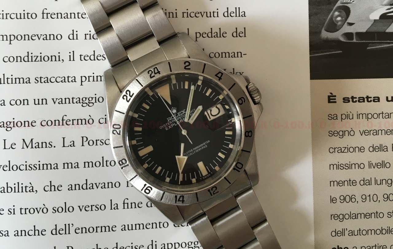 Rolex Explorer II Ref. 1655_ il Freccione_prezzo_price_price_0-1001