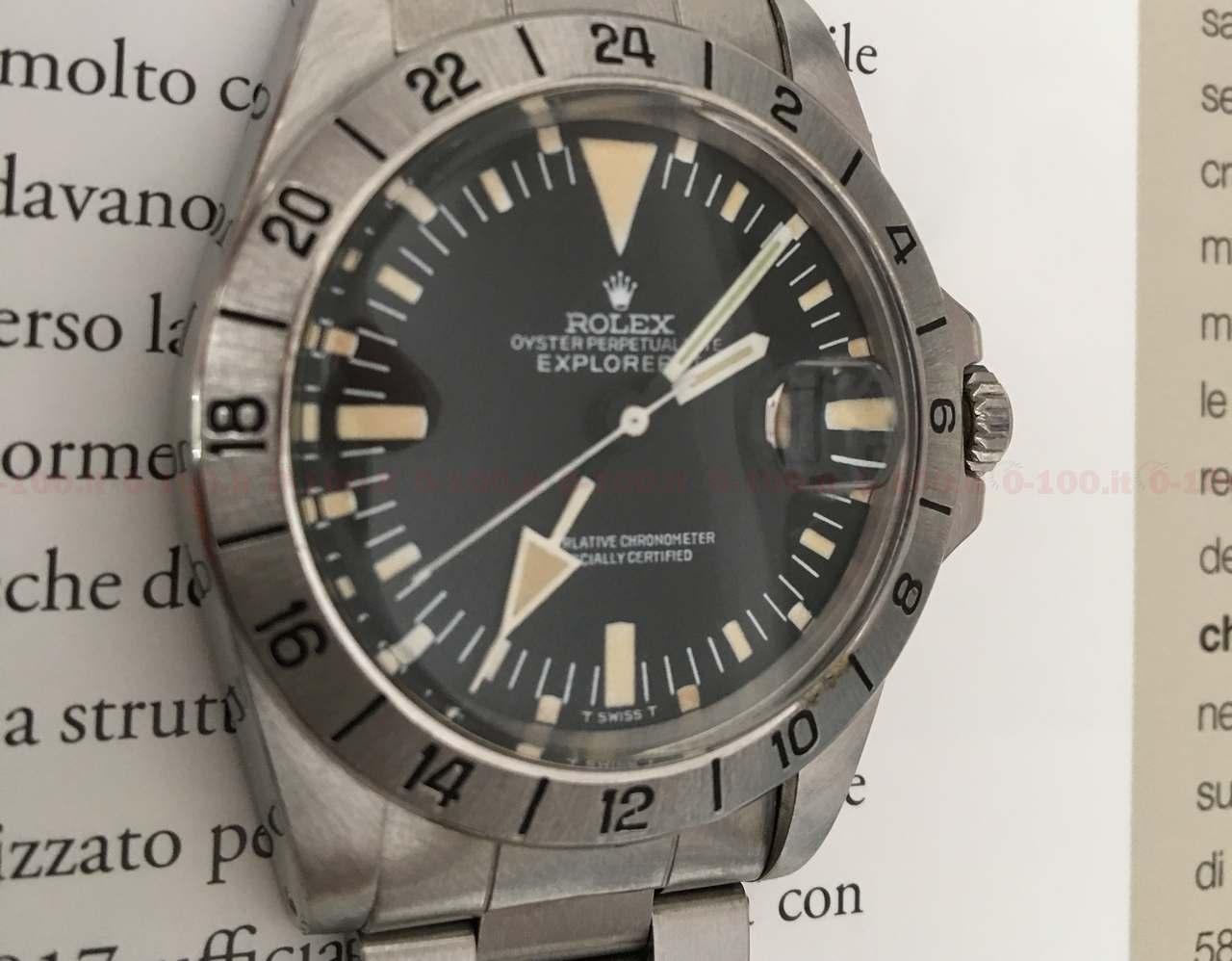 Rolex Explorer II Ref. 1655_ il Freccione_prezzo_price_price_0-1002
